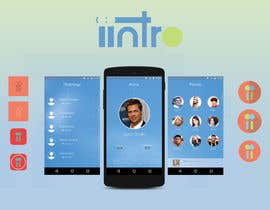 Urtin tarafından App Logo, App icon and Home page Interface Design için no 25