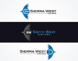 #113 cho Design a Logo for Sierra West Airlines bởi NomanMaknojia