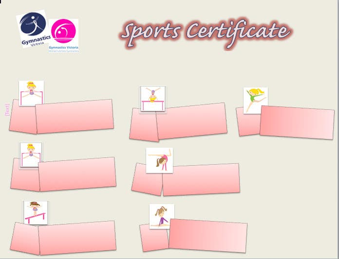 Contest Entry #7 for Design a Sport Certificate