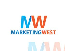 nº 4 pour Design a Logo for MarketingWest par rokayakapil