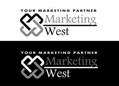 #23 for Design a Logo for MarketingWest af muzden