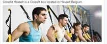 Advertisement Design Contest Entry #7 for Ontwerp een Advertentie for Crossfit Hasselt on Facebook