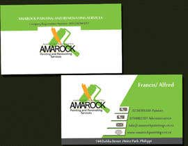 kvd05 tarafından Design a letterhead and business cards for a painting and renovation company için no 11