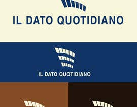 #40 for Data Journalism site logo - Il Dato Quotidiano af timwilliam2009