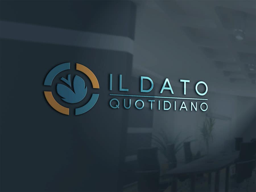 Konkurrenceindlæg #48 for Data Journalism site logo - Il Dato Quotidiano