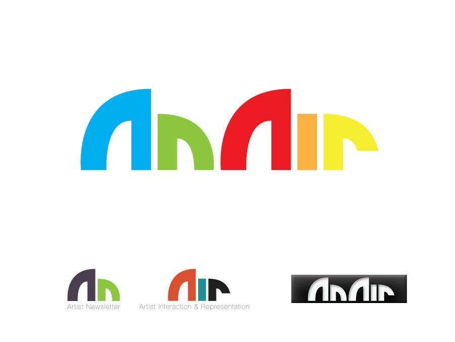 #80 for Design a Logo for Artist Social Network by Zigney
