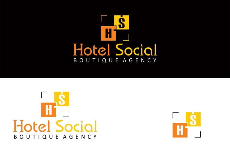 Inscrição nº                                         31                                      do Concurso para                                         Design a Logo for Hotel Social Media Agency