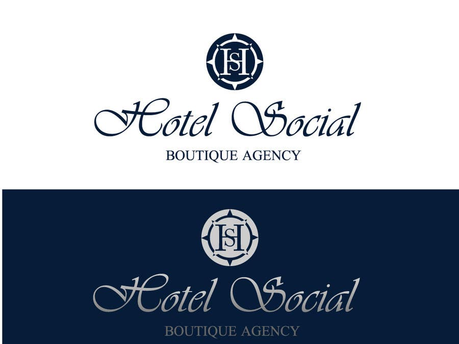 Inscrição nº 37 do Concurso para Design a Logo for Hotel Social Media Agency