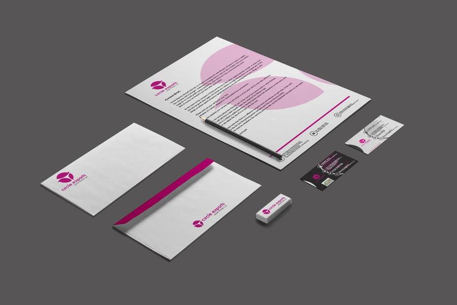 Konkurrenceindlæg #28 for Design a Logo, Name Card, & Letterhead for a Lingerie Manufacturer