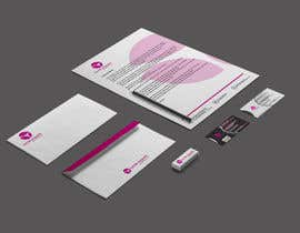 #28 for Design a Logo, Name Card, & Letterhead for a Lingerie Manufacturer af Krcello