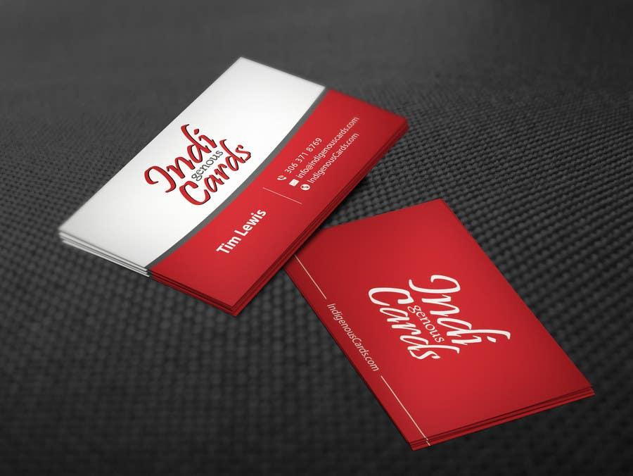 Kilpailutyö #147 kilpailussa Design some Business Cards for my Business