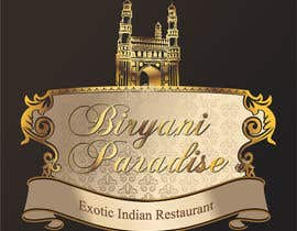 #26 para Design a Logo for an Indian Restaurant por moilyp