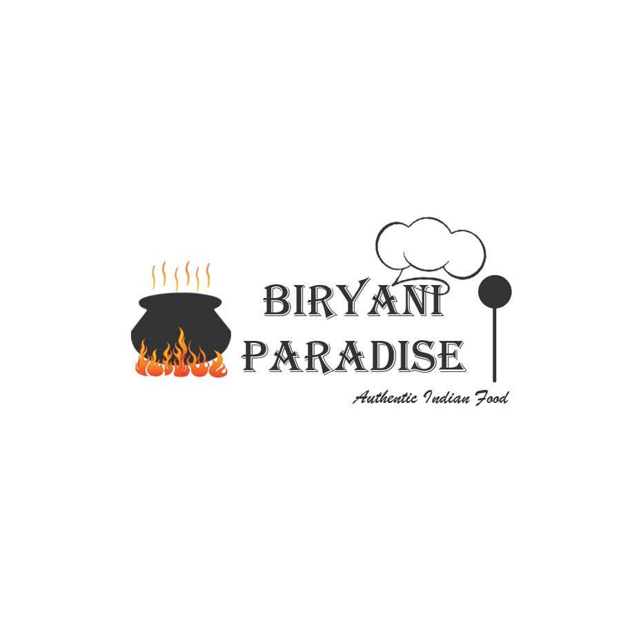 Konkurrenceindlæg #45 for Design a Logo for an Indian Restaurant