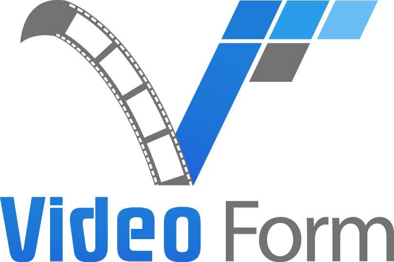 Konkurrenceindlæg #179 for Design a Logo for VIDEOFORM