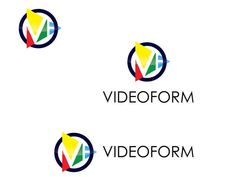 Konkurrenceindlæg #158 for Design a Logo for VIDEOFORM