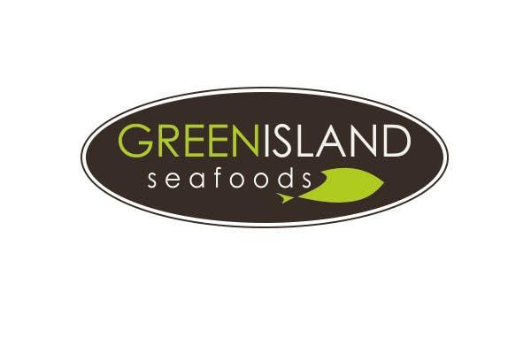 Konkurrenceindlæg #                                        27                                      for                                         Design a Logo for Green Island Seafoods