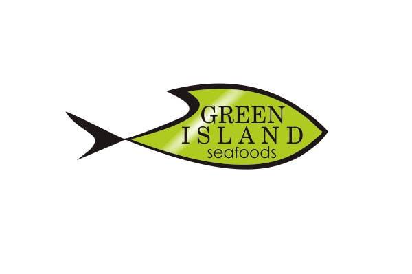 Konkurrenceindlæg #                                        29                                      for                                         Design a Logo for Green Island Seafoods