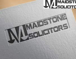 #12 for Design a Logo for Maidstone Solcitors af trackcomputer