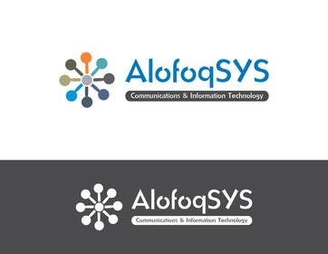 #98 for Design a Logo for ALOFOQ SYS af javedg