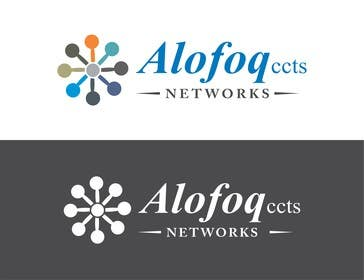 #102 for Design a Logo for ALOFOQ SYS af javedg