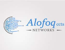 #189 for Design a Logo for ALOFOQ SYS af Haigo93