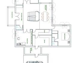 danchemla tarafından Design a floor plan for a house i am planning to build. için no 23