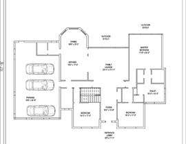 #24 for Design a floor plan for a house i am planning to build. af SDBcIndia