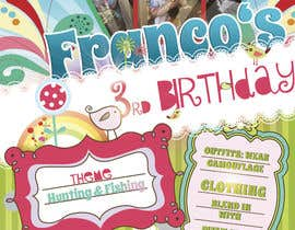 #2 for Kiddies invitation by sammi67