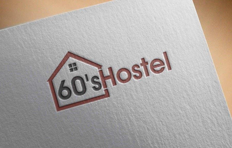 "Contest Entry #8 for Design a Logo for ""60's Hostel"""