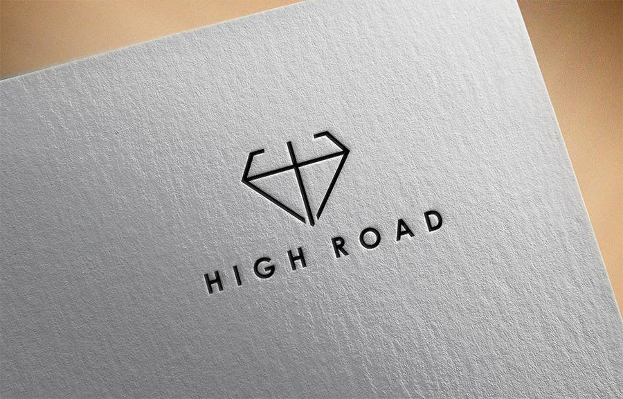 """Konkurrenceindlæg #137 for Logo for a luxe jewelry brand """"High Road"""""""