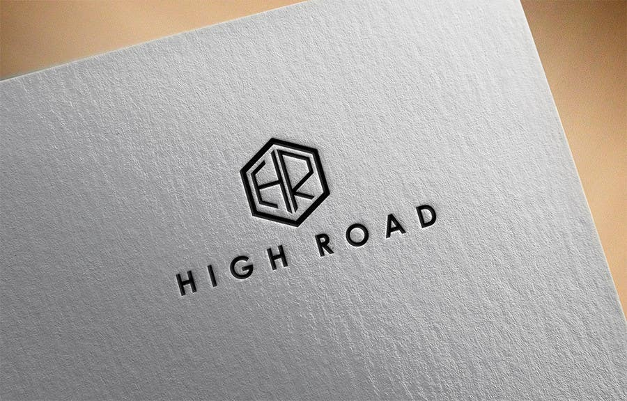 "Konkurrenceindlæg #147 for Logo for a luxe jewelry brand ""High Road"""