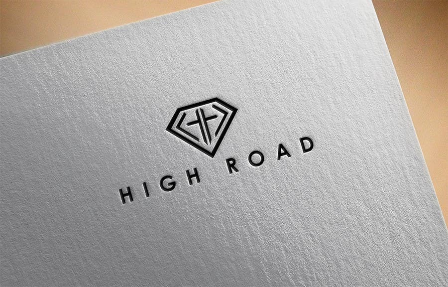 """Konkurrenceindlæg #149 for Logo for a luxe jewelry brand """"High Road"""""""