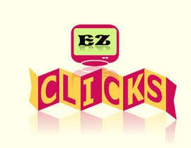 nº 64 pour Design a Logo for Ez-Clicks par MamaIrfan