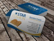 Graphic Design Contest Entry #43 for Design some Business Cards for Star Cushion
