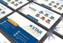 Graphic Design Contest Entry #16 for Design some Business Cards for Star Cushion
