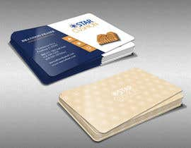 peerage tarafından Design some Business Cards for Star Cushion için no 118