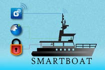 Graphic Design Entri Kontes #40 untuk Illustration Design for SmartBoat