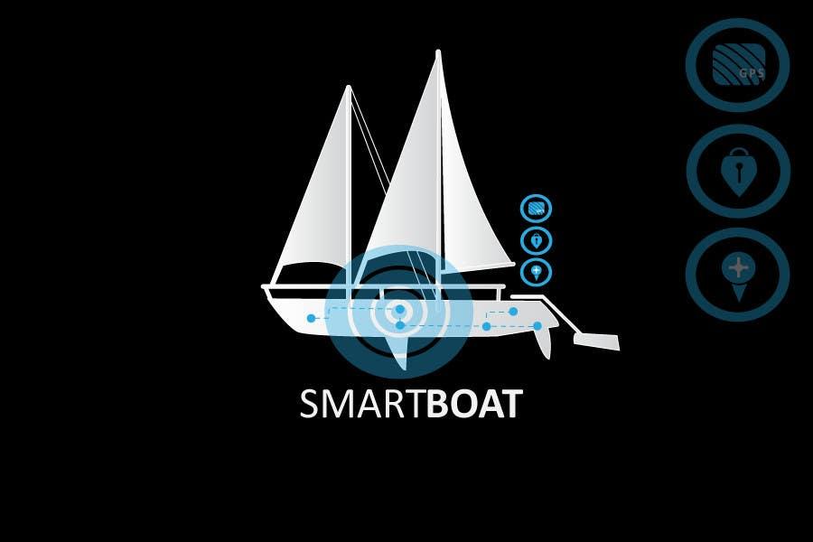 Entri Kontes #                                        30                                      untuk                                        Illustration Design for SmartBoat