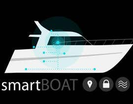 nº 4 pour Illustration Design for SmartBoat par greeninc