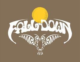 #31 para The Fall Down Iconic Logo graphic design contest por Nicolive86