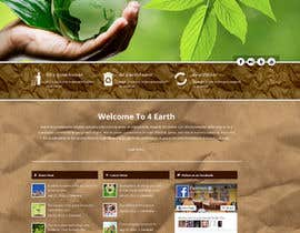 #55 cho Design a website for sustainable solutions company bởi SHRIHITECH
