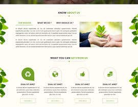 #63 cho Design a website for sustainable solutions company bởi firstidea7153