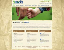 #54 for Design a website for sustainable solutions company af dani786