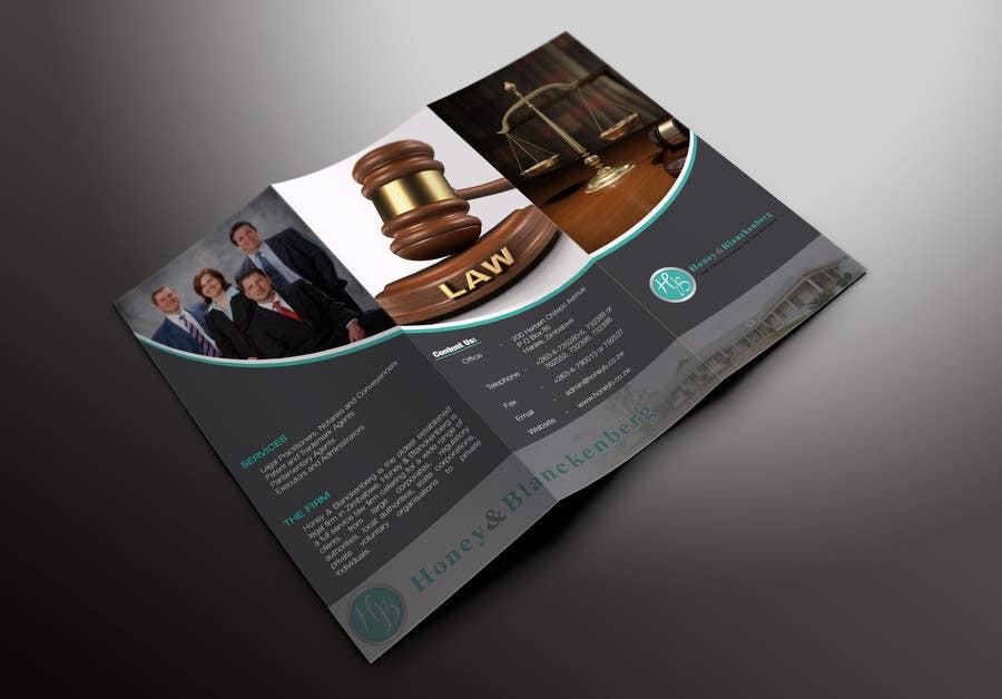 Contest Entry #15 for urgent Trifold Brochure needed.