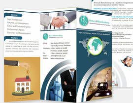 #3 cho urgent Trifold Brochure needed. bởi creazinedesign