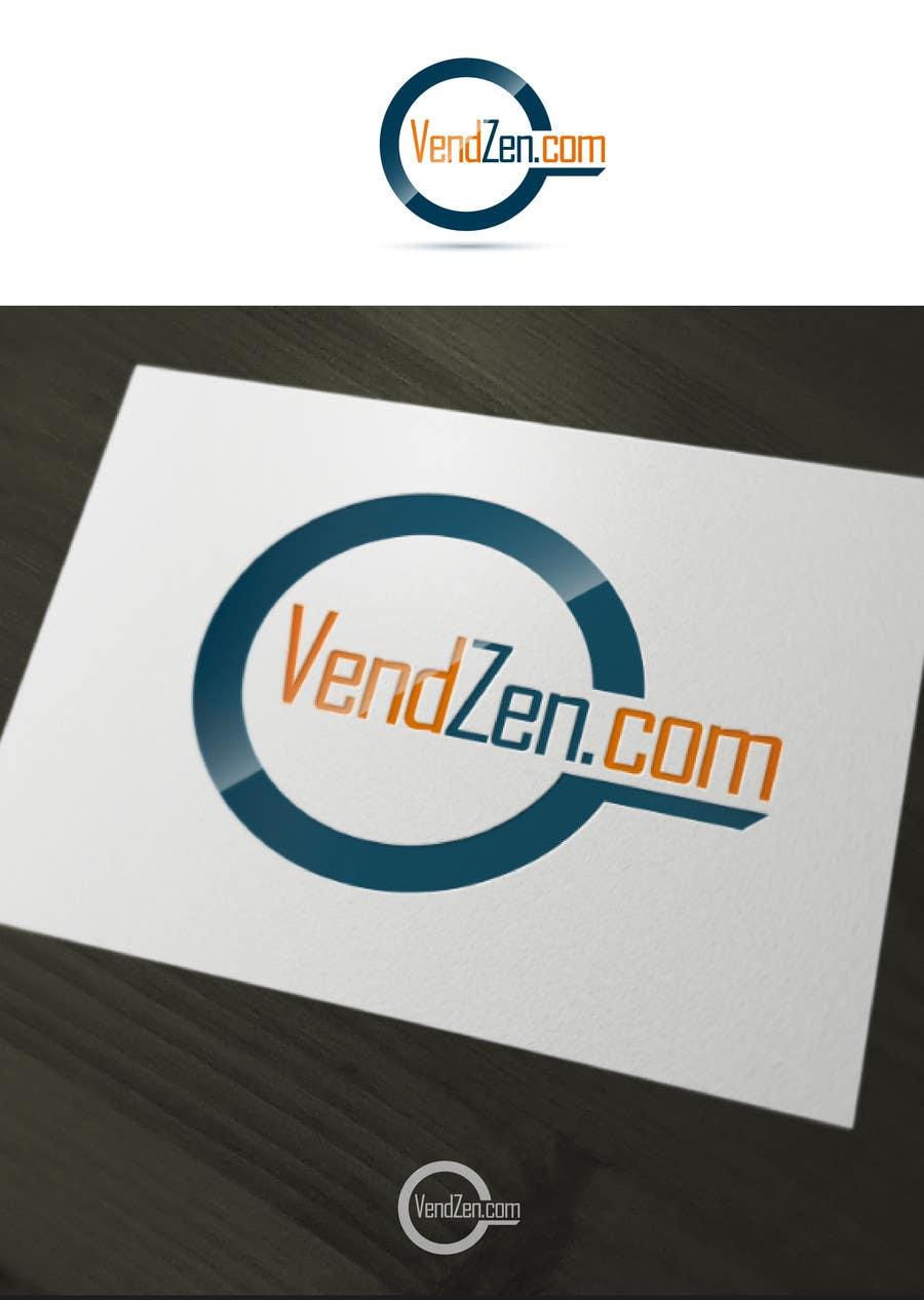 Kilpailutyö #81 kilpailussa Design a Logo for VendZen!