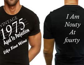 #10 for T-Shirt Design af fb551a9cd9d2f43