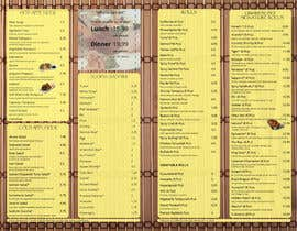 #28 for Restaurant Menu Design by agvik92