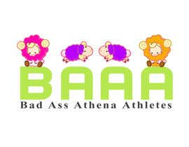 #33 cho Logo for a Triathlon Club for Athena Athletes bởi Artilicious