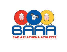 Helen2386 tarafından Logo for a Triathlon Club for Athena Athletes için no 8